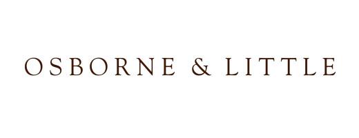 Osborne&Little - tendaggi e tessuti latina nadia de marchi