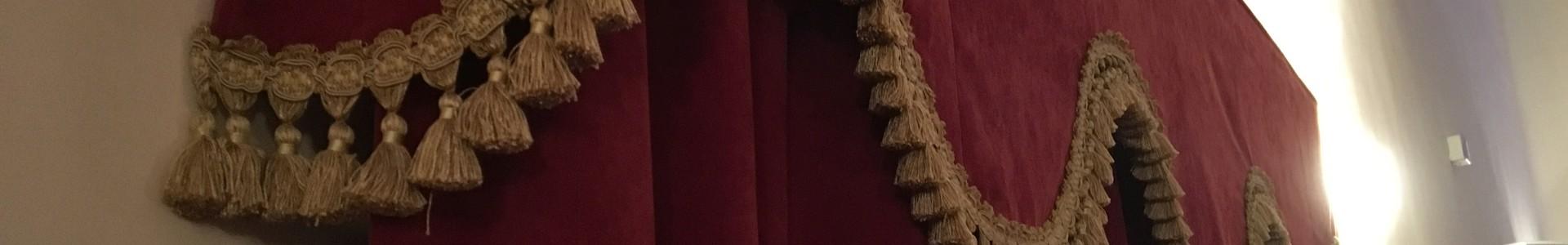 contract tendaggi e tessuti - nadia de marchi