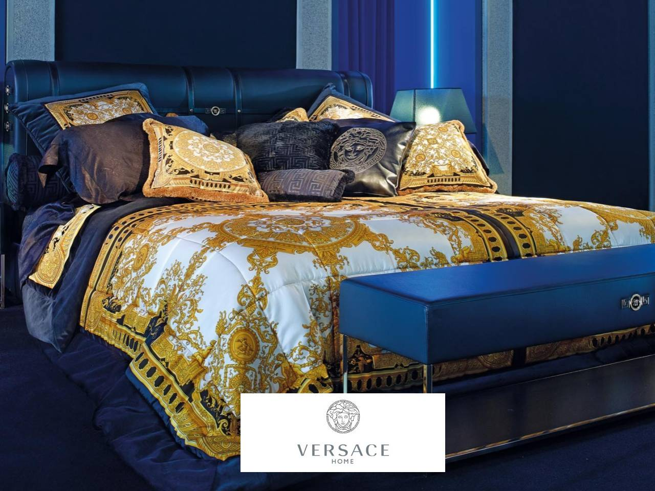 Versace Home Collection - Tendaggi Nadia De Marchi